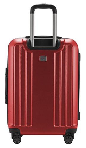 Rückansicht hauptstadtkoffer set aus dem Reisekoffer testbericht