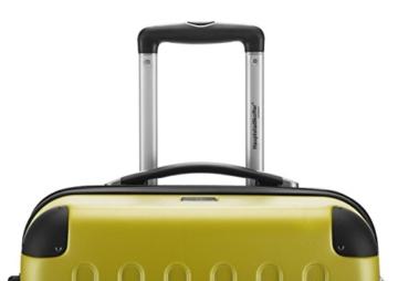 Koffer mit Teleskopgriff