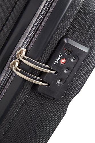 TSA Schloss im Reisekoffer Test